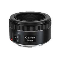 61预售、88VIP:Canon 佳能 EF 50mm f/1.8 STM 标准定焦镜头