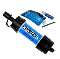 SAWYER Products Mini Water Filtration 便携式饮水过滤器
