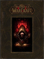 英文原版:《World of Warcraft: Chronicle Volume 1》魔兽世界 编年史 第一卷