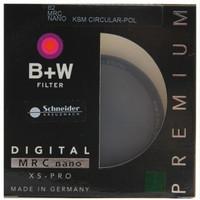 B+W 62mm MRC NANO KSM XSP CPL 凯氏超薄多膜偏振镜