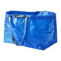 IKEA 宜家 弗拉塔 编织袋