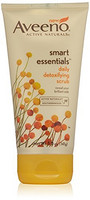 Aveeno Smart Essentials Daily Detoxifying 磨砂膏 141g*2支