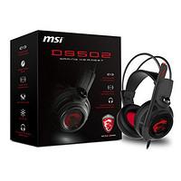 MSI 微星 DS502 电竞专用 头戴式耳机