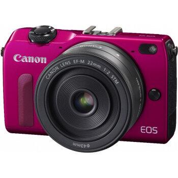 Canon 佳能 EOS M2 微单相机