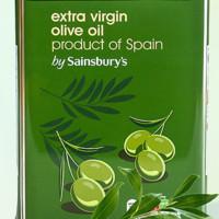 Sainsbury's 特级初榨橄榄油 2L*2瓶