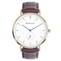 Rossling & Co.   Classic 40mm - Westhill  中性时装腕表