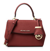 MICHAEL KORS Ava Mini 女士真皮斜挎包
