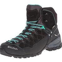 限6/7码:SALEWA 沙乐华 Alp Trainer Mid GTX 女子中帮户外徒步鞋