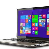 TOSHIBA 东芝 P55T-B5154 15.6寸 触控笔记本电脑 翻新版(i7-4710HQ 16GB 2TB)