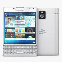 BlackBerry 黑莓 Passport 32GB 智能手机 法语键盘版