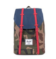 Herschel Supply Co. Retreat 复古双肩背包