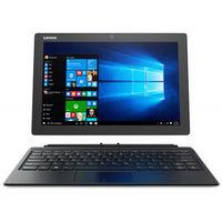Lenovo 联想 Miix5 精英版 12.2英寸 二合一平板电脑(i3-6100U、4GB\128GB) 风暴黑 带键盘、触控笔