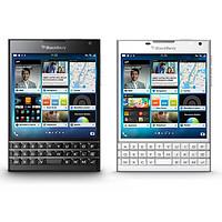 法语键盘版:BlackBerry 黑莓 Passport 智能手机 黑色/白色