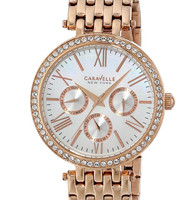 Caravelle by Bulova New York 44N101 女款时装腕表