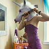 Accoutrements Unicorn Mask 独角兽面具 $5.5(约¥80)