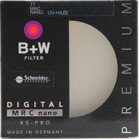 B+W XS-Pro MRC-UV Nano 77mm 多层镀膜UV滤镜 010M