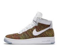 双11预告:NIKE 耐克 AIR FORCE 1 ULTRA FLYKNIT MID 男子运动鞋