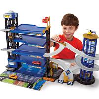 ToysRUs 玩具反斗城 极速快线 停车场组合套装