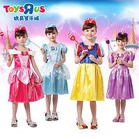 双11预告:Disney 迪士尼 公主裙(新款4款可选)