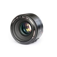 再特价:YONGNUO 永诺 YN50mm F1.8 镜头 佳能口