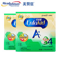 MeadJohnson Nutrition 美赞臣 4段 1200g*2盒装安儿健A+