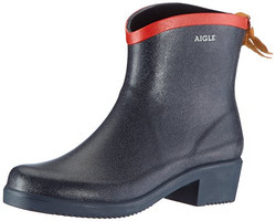 AIGLE 艾高 Ms Juliette 女士短款手工胶鞋雨鞋