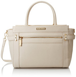 Tommy Hilfiger Savanna Convertible Leather Shopper 女士手提包
