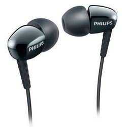 飞利浦(PHILIPS)SHE3900BK/00 入耳式耳机  黑色