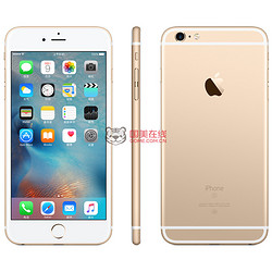Apple iPhone 6s Plus 16G 金色 4G手机