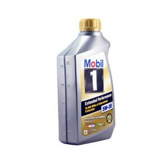 Mobil 美孚 金装1号 EP长效 5W-30 全合成机油 946ml