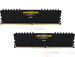 CORSAIR 美商海盗船 Vengeance LPX DDR4 2666 16GB*2 内存条套装