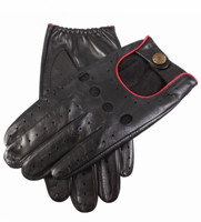 Delta Men's Hairsheep Leather Classic Driving Gloves