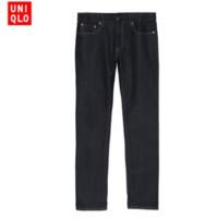 UNIQLO 优衣库 187286 原色赤耳 男士牛仔裤