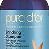 pura d'or Enriching Shampoo 头皮滋养洗发水 8.78美元(需Subscribe and Save结账)
