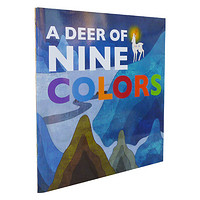 《A  Deer  Of  Nine  Colors 九色鹿》英文版