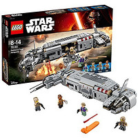 LEGO 乐高 Star Wars 星球大战系列 75140 抵抗军骑兵运输机