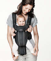 BABYBJORN Baby Carrier One 婴儿背带 黑色