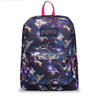 Jansport SuperBreak T501 09V 中性双肩包