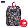JanSport SuperBreak 叛逆双肩书包背包T501 0AF 138元