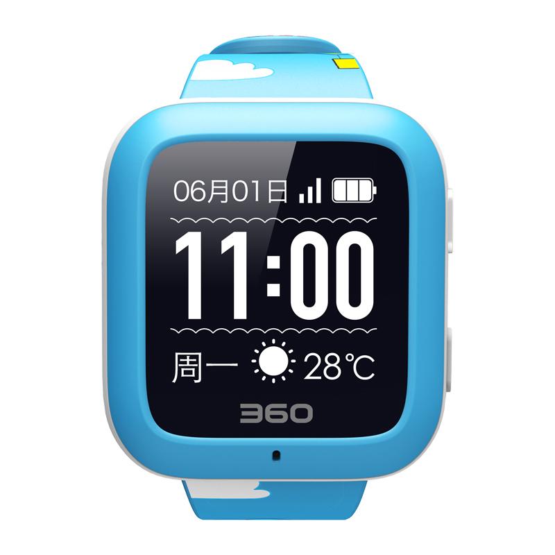 奇虎360 巴迪龙儿童手表3(W461B)