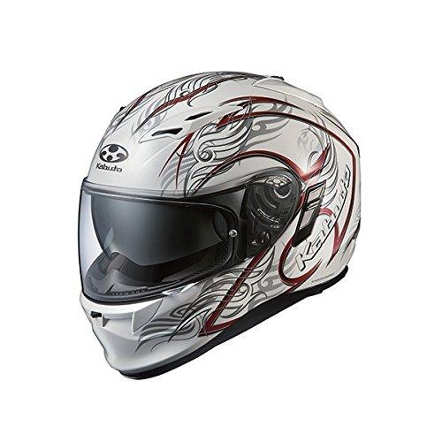 OGK KABUTO KAMUI2 TRIRUG 全覆式摩托车头盔