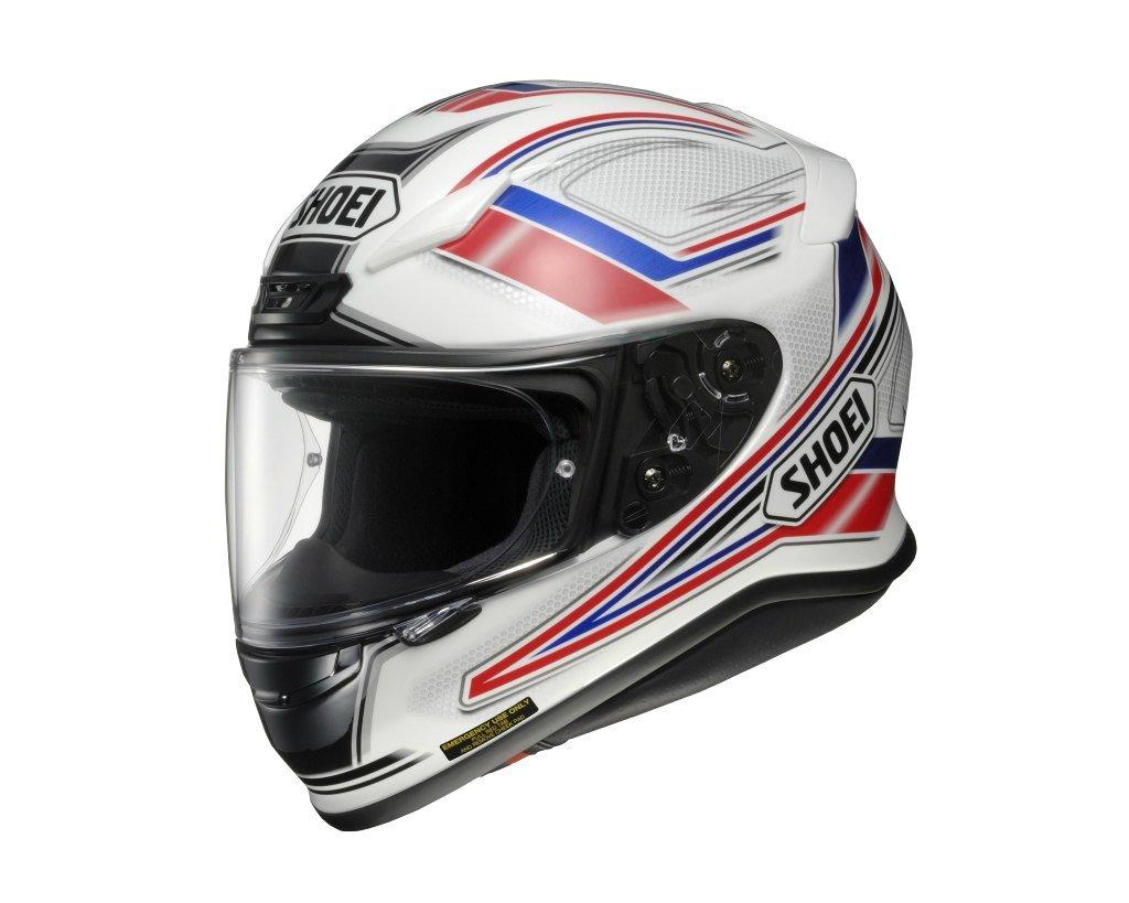 SHOEI Z-7 全覆式摩托头盔 DOMINANCE TC-1