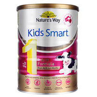 Nature's Way Kids Smart 佳思敏 婴幼儿配方奶粉 1段 900克
