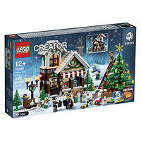 LEGO 乐高 Creator Expert 10249 Winter Toy Shop 冬季村庄玩具商店