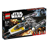 LEGO 乐高 Star Wars TM 星球大战系列 Y-翼星际战机 75172