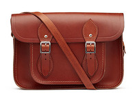 Cambridge Satchel BRIDLE LEATHER SATCHEL 11寸马勒皮剑桥包