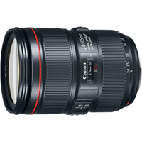 Canon 佳能 EF 24-105mm f/4L IS II USM 标准变焦镜头