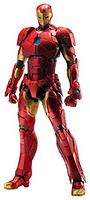 千值练 RE:EDIT IRON MAN #08 Shape Changing Armor 钢铁侠可动手办