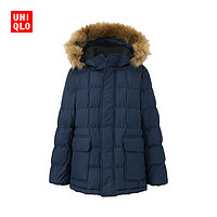 UNIQLO 优衣库 WARM PADDED 172417 男童外套