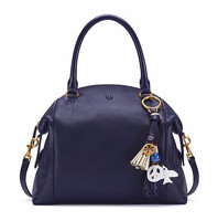 TORY BURCH 汤丽柏琦 PEACE SATCHEL 女士单肩手提包